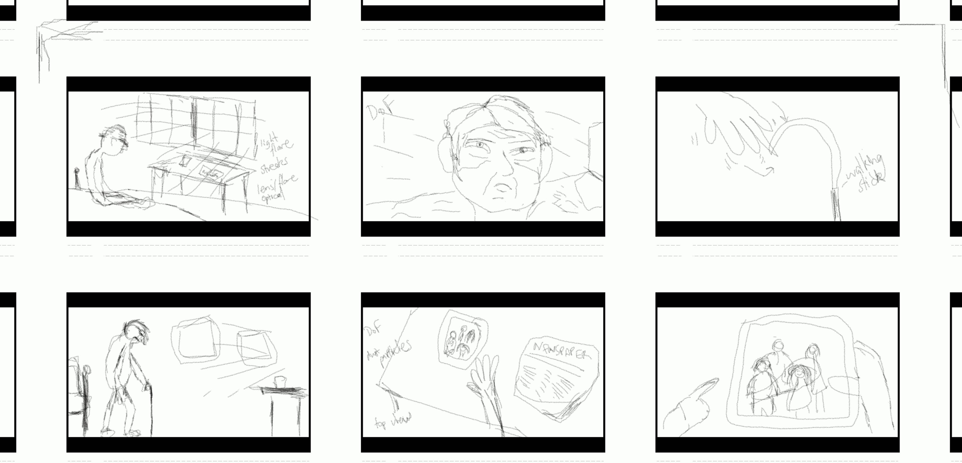 Pre-production phase: Creating an awesome idea for an animated short film