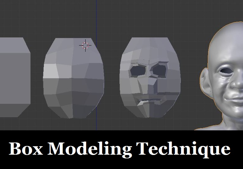 Box Modeling: The 3D Modeling Technique