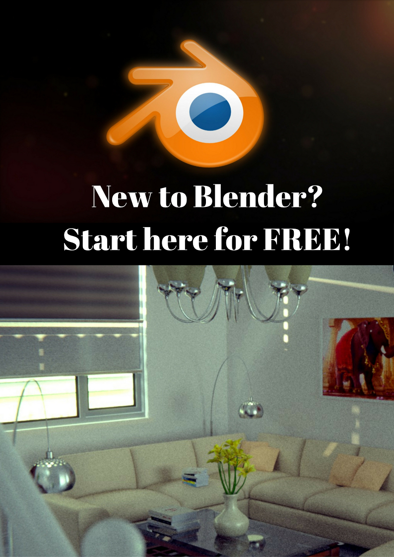 Introduction To Blender For Beginners Course