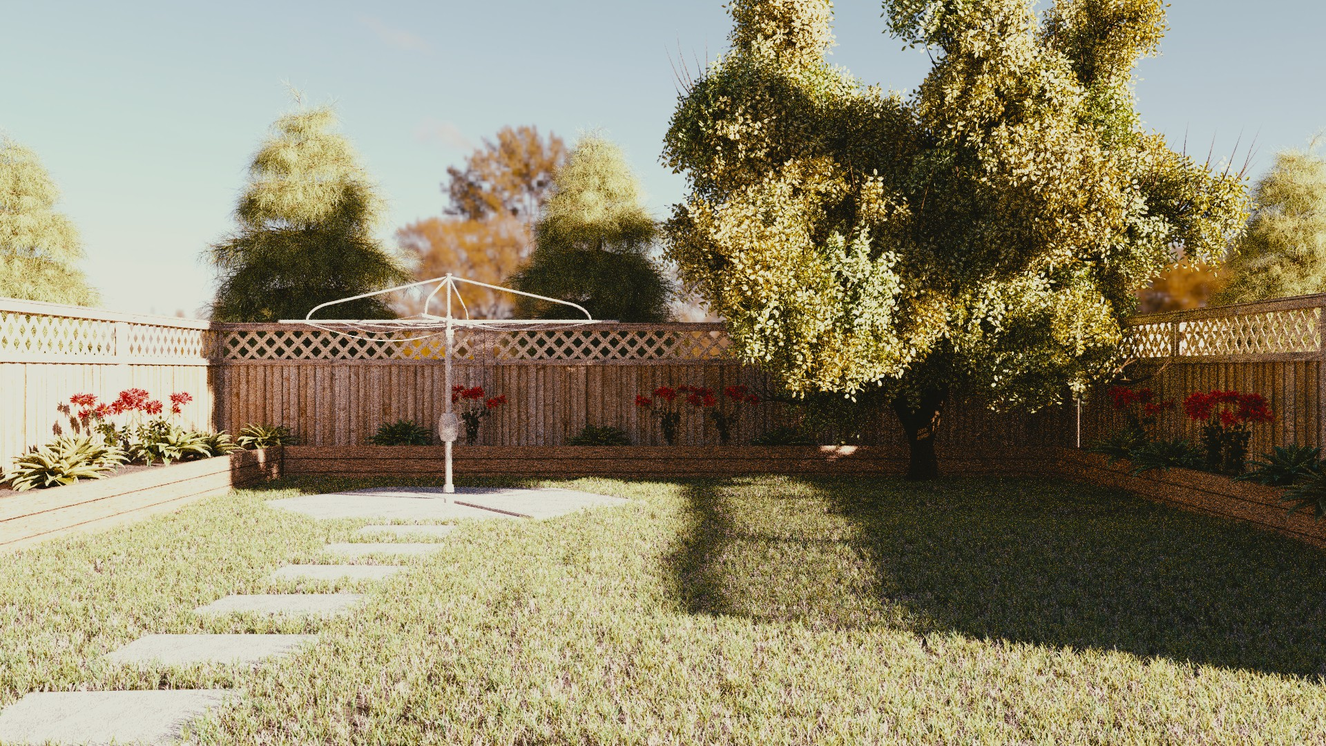 Creating a Photorealistic 3D Backyard in Blender – Course Trailer